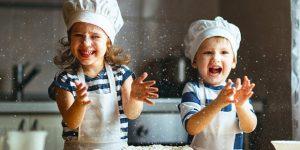 CRAS de Holambra oferece aulas de culinária para crianças