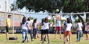 Mogi Guaçu realiza Atividades Físicas Adaptadas para crianças