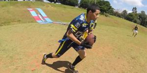 UniFAJ promove torneio de Flag Football