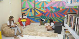 Escola Municipal reinaugura biblioteca e lança livro em Valinhos