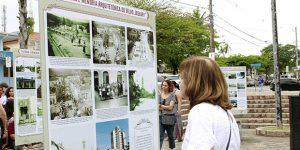 Exposição fotográfica destaca arquitetura antiga Jaguariunense