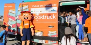 Campinas recebe projeto Book Truck