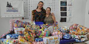 Fundo Social de Americana faz doação de brinquedos para crianças