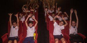RMC recebe projeto Cinemóvel Carrefour
