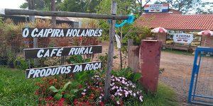 Restaurante O Caipira Holandês oferece semana de férias em Holambra