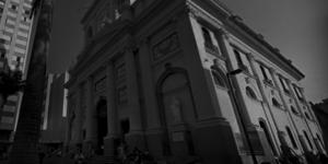 Luto na catedral