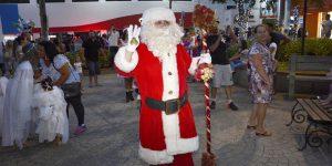 Parada de Natal com duas repetições fez sucesso em Mogi-Guaçu