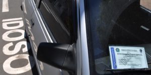Usuários de vagas exclusivas terão credenciais impressas on-line em Campinas