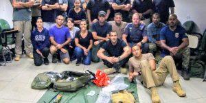 Guardas Municipais de Americana participam de curso para atendimento pré-hospitalar