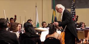 Maestro consagrado abrirá encontro de músicos em Engenheiro Coelho