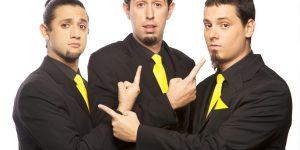 """Humoristas """"Os Barbixas"""" apresentarão peça no Teatro Iguatemi em Campinas"""