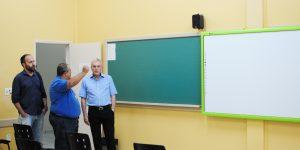 CEGEP é visitado por prefeito e secretários em Mogi Guaçu