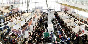 Feira de intercâmbio oferece oportunidade em Campinas