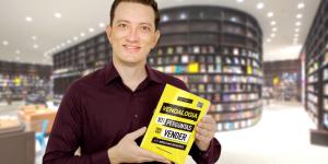 Alex Bússulo lançará livro no Parque D. Pedro Shopping e Av. Paulista