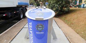 Paulínia recebe grau de excelência em coleta de lixo