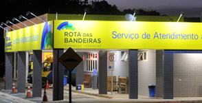 Concessionária Rota das Bandeiras repassa mais de R$ 20 milhões a sete cidades da RMC