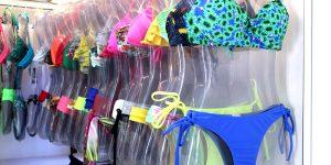 Confira lindas peças de moda praia com 30% OFF na Simetria em Holambra!