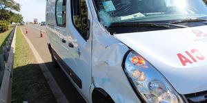 Moradora de Paulínia morre após ser atropelada por ambulância de Artur Nogueira