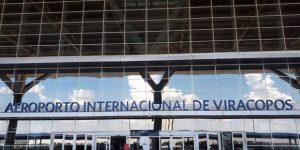 Viracopos tem recorde histórico, quase 1 milhão de passageiros no mês de julho