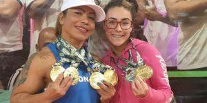 Atleta da GCM de Valinhos conquista 4 ouros na Copa Brasil de luta de braço