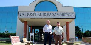 Hospital Bom Samaritano firma parceria com Unicamp