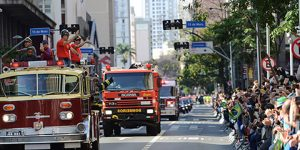Desfile de 7 de Setembro reuniu 20 mil pessoas em Campinas