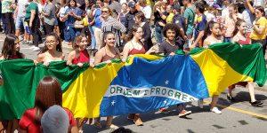 Ato cívico e festa da Independência, reúne 6 mil pessoas em Vinhedo