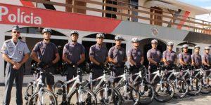 Pedal da PM de Indaiatuba marca encerramento da Semana Nacional de Trânsito