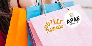 Outlet Solidário da APAE de Sumaré acontece de 18 a 21 de setembro