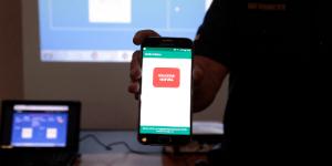 App Botão do Pânico da GM de Paulínia já cadastrou 22 pessoas