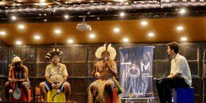 Conversa Aberta da UniFAJ tem participação de povos indígenas