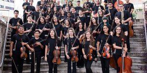 Monte Mor recebe Orquestra Sinfônica do Projeto Guri