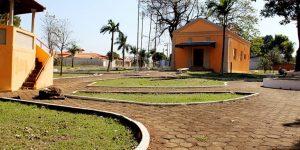Edifício da antiga Câmara de Engenheiro Coelho faz parte da história de moradores