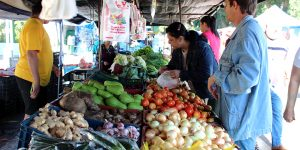 CUPOM: legumes a partir de R$0,90 na feira de domingo