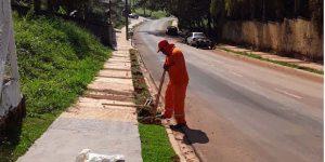 """Ruas de Pedreira recebem """"Calçadas Ecológicas"""""""