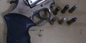 Homem é preso com arma de fogo em Jaguariúna
