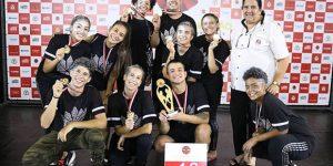 Grupo de dança de Mogi Guaçu conquista medalha de ouro em festival