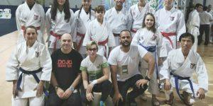 Atletas de Vinhedo conquistam medalhas nas Finais do Campeonato Brasileiro Karatê
