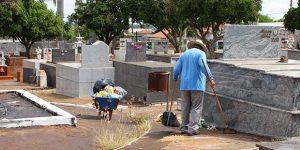 Saúde de Paulínia intensificará trabalho de prevenção a dengue nos cemitérios