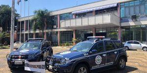 Guarda Municipal de Valinhos recebe duas novas viaturas