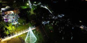 Mogi Guaçu promove 6ª edição do Natal Luz