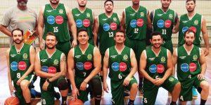 Basquete Masculino de Santa Bárbara d'Oeste está na semifinal da Liga Metropolitana