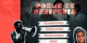 """Santa Bárbara d'Oeste recebe """"Poeme-se Periferia"""" no dia da Consciência Negra"""