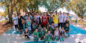 Basquete 3×3 promete agitar final de semana em Cosmópolis