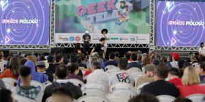 Segunda edição Geek na Tela acontece em Indaiatuba