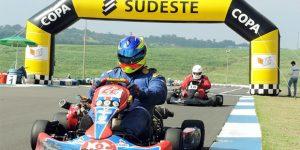 Copa Sudeste de Kart define campeões de 2019 em Nova Odessa