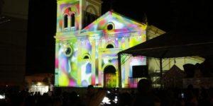 Vila Natalina traz Show de Luzes em Itatiba