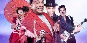 Hortolândia recebe, Illusion Circus do humorista Dedé Santana