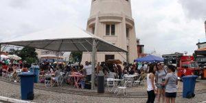 Torre do Castelo em Campinas recebe evento com música e gastronomia