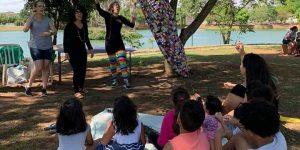 Movimento Revitalizar promove 'Lagoa Cultural Feirinha e Arte' em Paulínia
